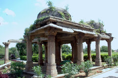 Sarkhej Roja, Ahmedabad, India. HISTORICAL IMPORTANCE Royalty Free Stock Images