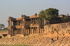 Sarkhej Roja, Ahmedabad, Indien Lizenzfreies Stockfoto