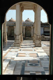 Sarkhej Roja, Ahmedabad, Indien Lizenzfreie Stockbilder