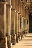 Sarkhej Roja filary, Ahmedabad, India Zdjęcie Royalty Free