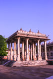 Sarkhej Roja niebieskiego nieba dziedzictwo, Ahmedabad, India Obraz Stock