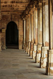 Sarkhej Roja Pillars, Ahmedabad, India. Royalty Free Stock Image