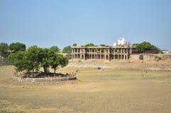 Sarkhej Roza, Ahmedabad Στοκ Εικόνα