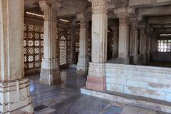 Sarkhej Roza, Ahmedabad, Gujarat India Obrazy Stock