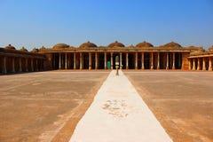 Sarkhej Roza, Ahmedabad, Gujarat India Zdjęcia Royalty Free