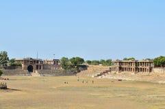 Sarkhej Roza, Ahmedabad Royalty Free Stock Photos