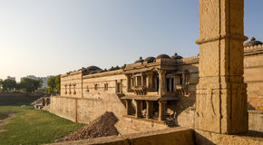 Sarkhej Roza mosque in Ahmedabad, India Stock Images