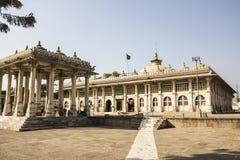 Sarkhej Roza Mosque Royalty Free Stock Image