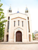 Sarkis Church in Tehran Stock Images