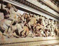 sarkofag Royaltyfri Foto