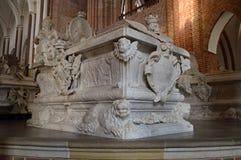 Sarkofag chrześcijanin V zdjęcie royalty free