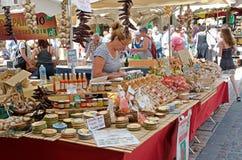 Sarlat, Франция стоковые фото