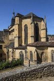 Sarlat Cathedral - Sarlat - France Royalty Free Stock Images