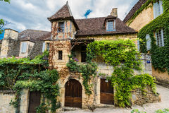 Sarlat dordogne perigord France Royalty Free Stock Photography