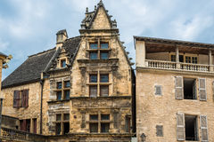 Sarlat dordogne perigord France Royalty Free Stock Photos