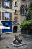 Sarlat, France Stock Images