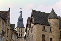 Sarlat, Frankrijk royalty-vrije stock foto