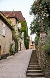 Sarlat la Caneda stock photo