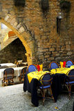 Sarlat medieval, France imagens de stock