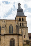 Sarlat's Church Royalty Free Stock Images