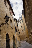 Sarlat village, France Stock Images