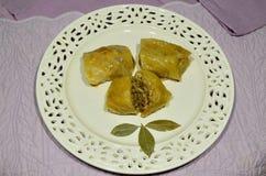 Sarma meal Stock Images