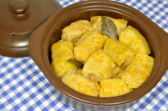 Sarma meal Royalty Free Stock Photography