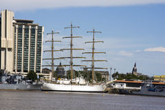 Sarmiento Frigate Royalty Free Stock Photography