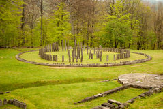 Sarmizegetusa Regia Photo stock