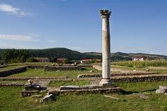Sarmizegetusa ruins Stock Image