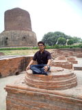 SARNATH Royaltyfria Foton