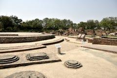 Sarnath, royalty-vrije stock afbeelding