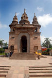 Sarnath Buddhist Temples Royalty Free Stock Photo