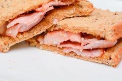 Sarni del bacon immagini stock