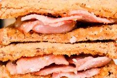 Sarni del bacon immagine stock libera da diritti