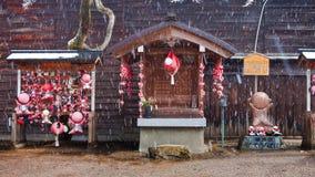 Sarobobo shrine Stock Photo