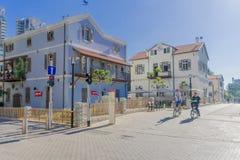 Sarona Compound, Tel-Aviv Royalty Free Stock Images