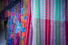 Sarong. Is a part of Clothing in asia Stock Photography
