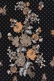 Sarong indonésien de batik Photo libre de droits