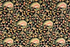 Sarong indonésio do Batik foto de stock royalty free