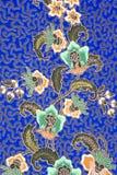 Sarong indonesio del batik Fotos de archivo