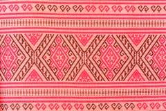 Sarong pattern Stock Photography