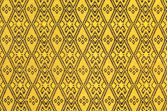 Sarong pattern Stock Images