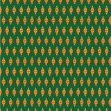 Sarong pattern background in Thailand Royalty Free Stock Photo
