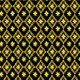 Sarong pattern background in Thailand Stock Photo