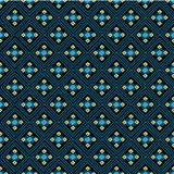 Sarong pattern background in Thailand Stock Photography