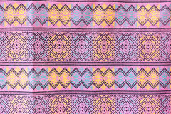 Sarong pattern Royalty Free Stock Images