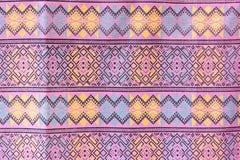 Sarong pattern Royalty Free Stock Images