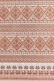 Sarong pattern Stock Image