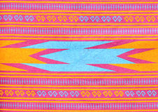 Sarong pattern Royalty Free Stock Photography